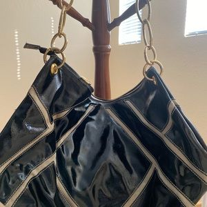Gorgeous real leather Italian bag!